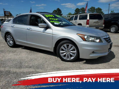2011 Honda Accord for sale at Rodgers Enterprises in North Charleston SC