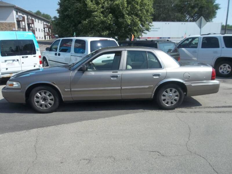 2006 Mercury Grand Marquis for sale at A Plus Auto Sales in Sioux Falls SD