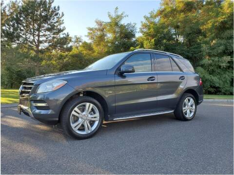 2012 Mercedes-Benz M-Class for sale at Elite 1 Auto Sales in Kennewick WA