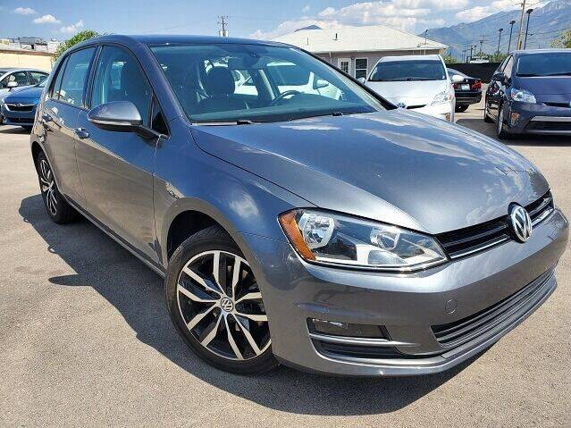 2015 Volkswagen Golf for sale at M AUTO, INC in Millcreek UT