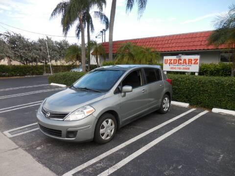 2011 Nissan Versa for sale at Uzdcarz Inc. in Pompano Beach FL