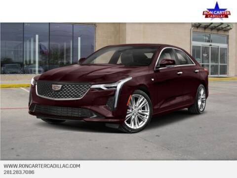 2020 Cadillac CT4 for sale at Ron Carter  Clear Lake Used Cars in Houston TX