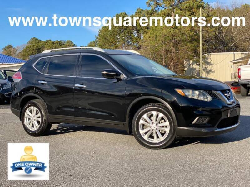2014 Nissan Rogue for sale at Town Square Motors in Lawrenceville GA