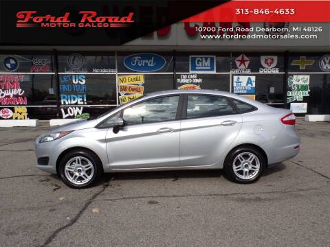 2018 Ford Fiesta for sale at Ford Road Motor Sales in Dearborn MI