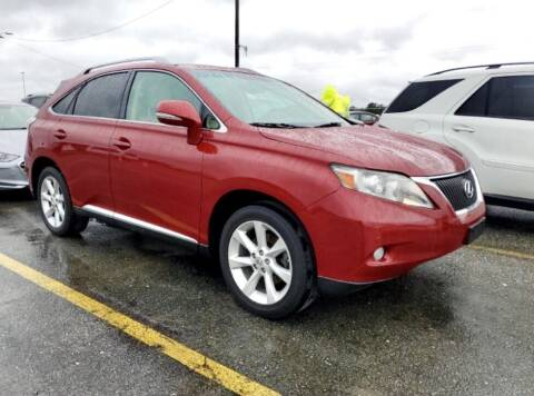 2011 Lexus RX 350 for sale at Weaver Motorsports Inc in Cary NC