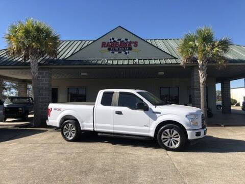 2017 Ford F-150 for sale at Rabeaux's Auto Sales in Lafayette LA