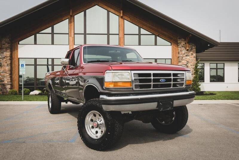 1992 Ford F-250 for sale in Troy, MO