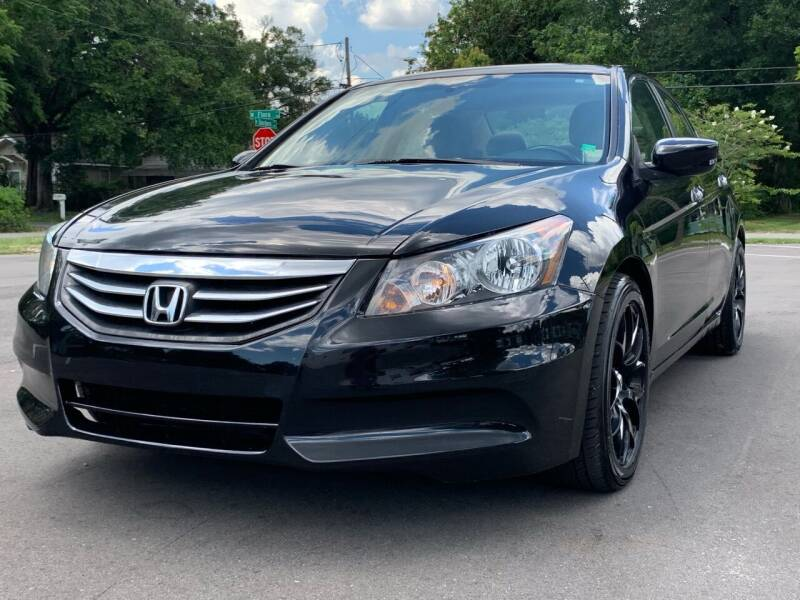 2011 Honda Accord for sale at LUXURY AUTO MALL in Tampa FL