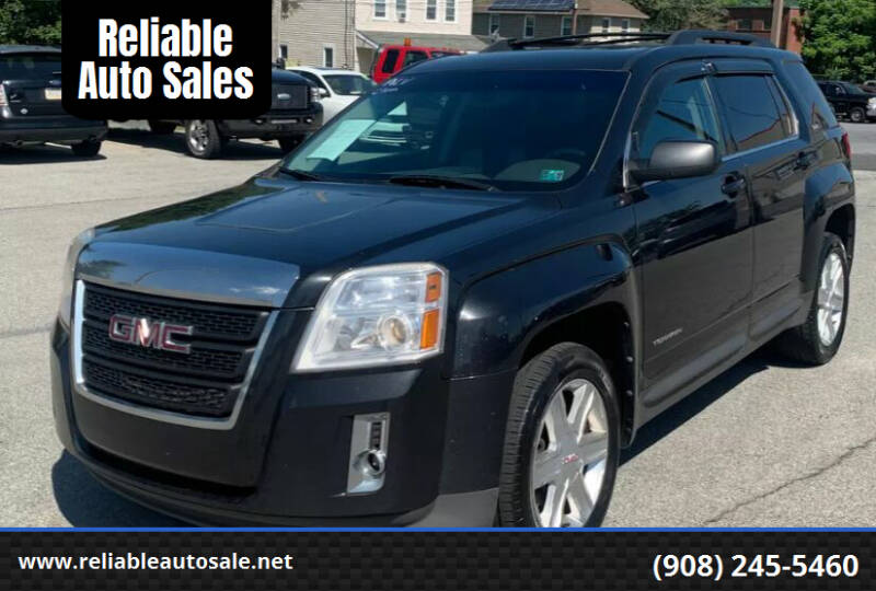 2010 GMC Terrain for sale at Reliable Auto Sales in Roselle NJ