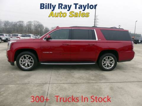 2015 GMC Yukon XL for sale at Billy Ray Taylor Auto Sales in Cullman AL