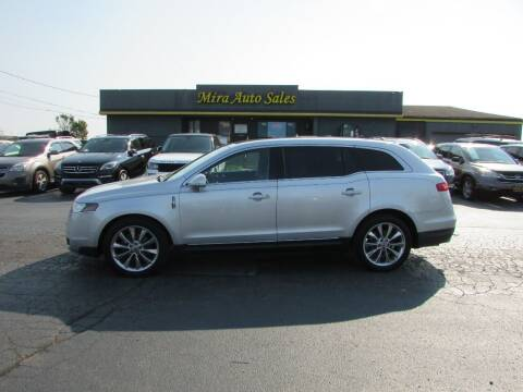 2011 Lincoln MKT for sale at MIRA AUTO SALES in Cincinnati OH
