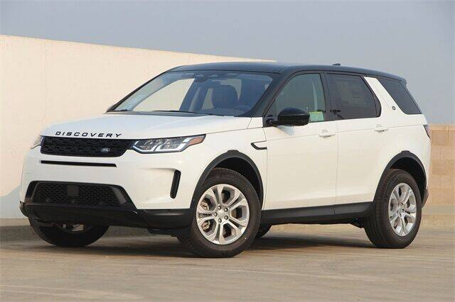 2021 Land Rover Discovery Sport for sale in Fresno, CA