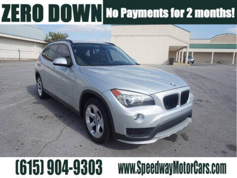 2015 BMW X1 for sale at Speedway Motors in Murfreesboro TN