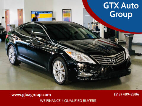 2012 Hyundai Azera for sale at GTX Auto Group in West Chester OH