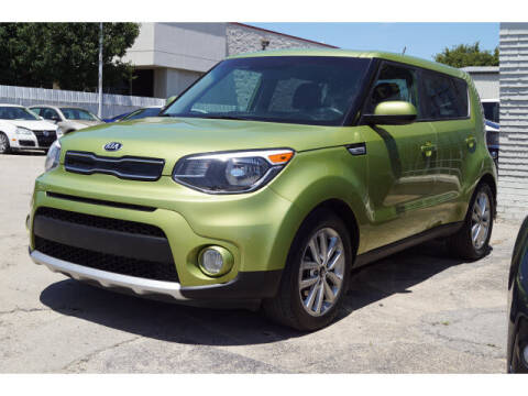2018 Kia Soul for sale at Monthly Auto Sales in Fort Worth TX