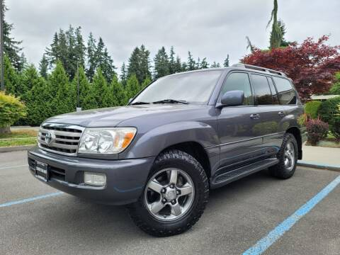 2007 Toyota Land Cruiser for sale at Silver Star Auto in Lynnwood WA