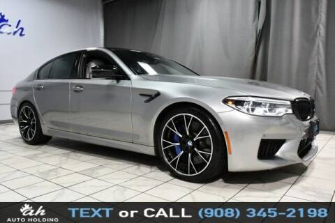 2019 BMW M5 for sale at AUTO HOLDING in Hillside NJ