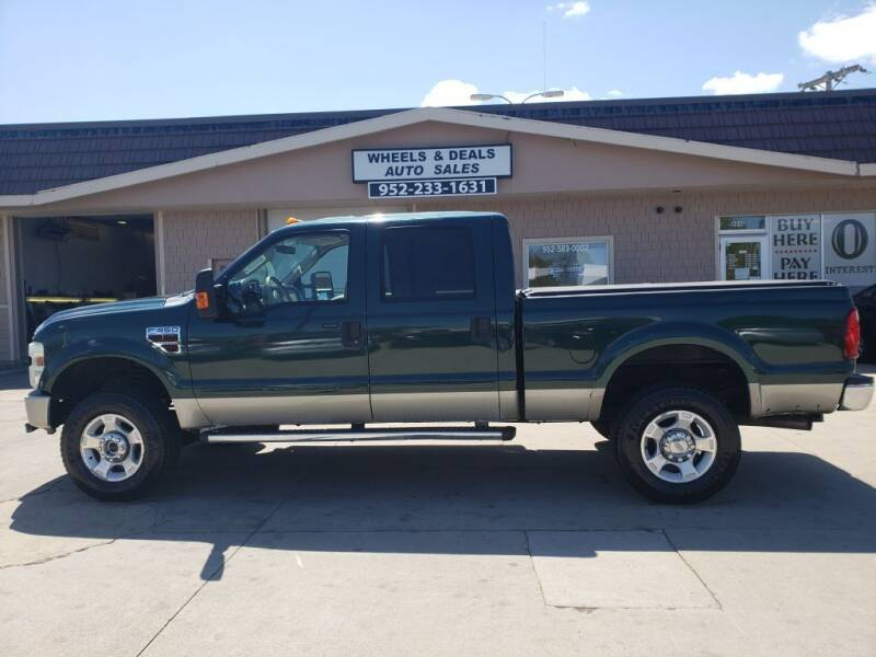 2008 Ford F-350 Super Duty for sale at Wheels & Deals Auto Sales in Shakopee MN