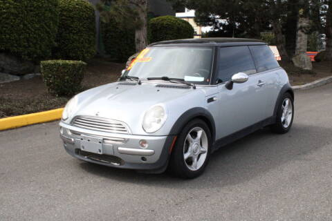 2002 MINI Cooper for sale at SS MOTORS LLC in Edmonds WA