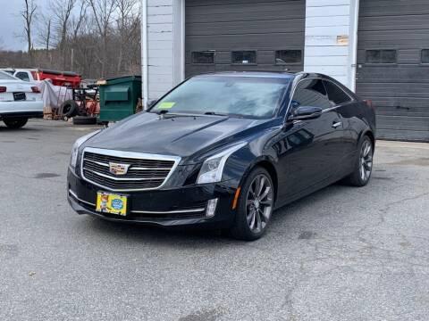 2015 Cadillac ATS for sale at Clinton MotorCars in Shrewsbury MA