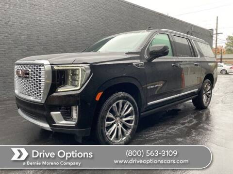 2021 GMC Yukon XL for sale at Drive Options in North Olmsted OH