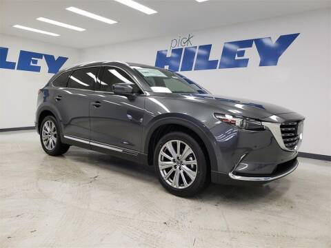 2021 Mazda CX-9 for sale at HILEY MAZDA VOLKSWAGEN of ARLINGTON in Arlington TX