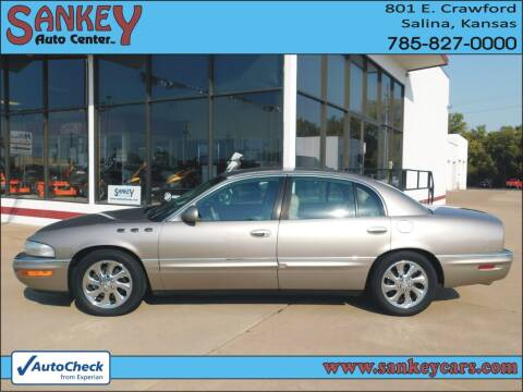 2004 Buick Park Avenue for sale at Sankey Auto Center, Inc in Salina KS