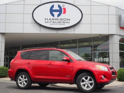 2009 Toyota RAV4 for sale at Harrison Imports in Sandy UT