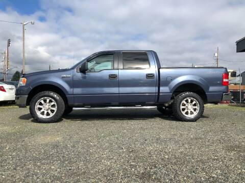 2006 Ford F-150 for sale at A & V AUTO SALES LLC in Marysville WA