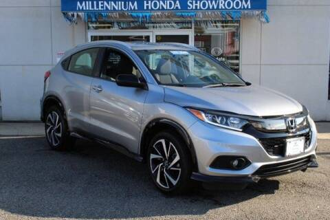 2019 Honda HR-V for sale at MILLENNIUM HONDA in Hempstead NY