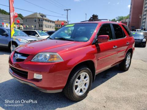 2006 Acura MDX for sale at Porcelli Auto Sales in West Warwick RI