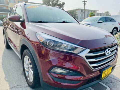 2017 Hyundai Tucson for sale at San Mateo Auto Sales in San Mateo CA