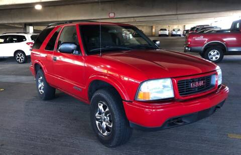 2001 GMC Jimmy for sale at DASH AUTO SALES LLC in Salem OR