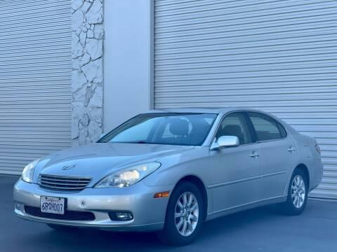 2004 Lexus ES 330 for sale at AutoAffari LLC in Sacramento CA