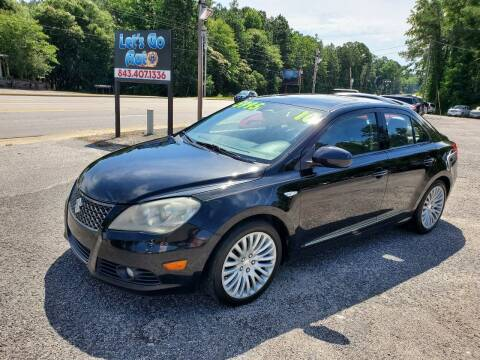 2010 Suzuki Kizashi for sale at Let's Go Auto in Florence SC