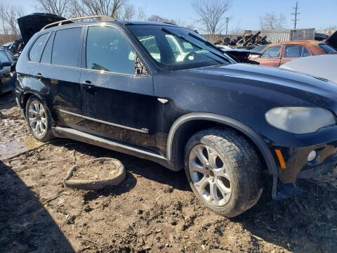 2008 BMW X5 for sale at EHE Auto Sales Parts Cars in Marine City MI