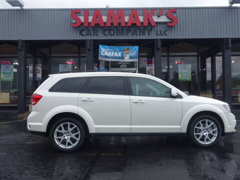 2014 Dodge Journey for sale at Siamak's Car Company llc in Salem OR