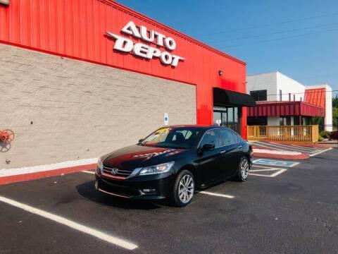 2015 Honda Accord for sale at Auto Depot of Smyrna in Smyrna TN