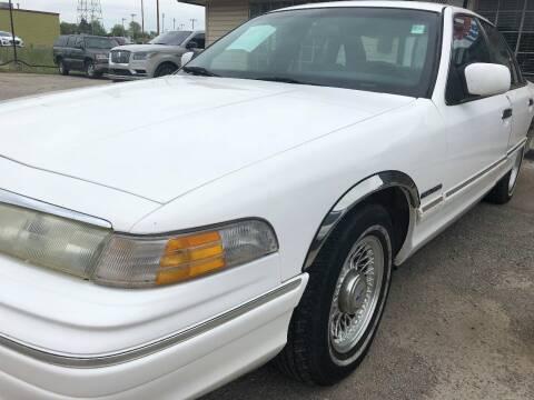 1994 Ford Crown Victoria for sale at Seminole Auto Sales in Seminole OK