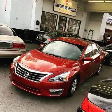 2014 Nissan Altima for sale at Glacier Auto Sales in Wilmington DE