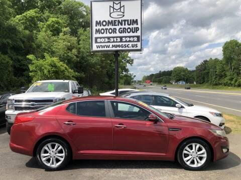 2014 Hyundai Sonata for sale at Momentum Motor Group in Lancaster SC
