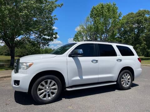 2012 Toyota Sequoia for sale at LAMB MOTORS INC in Hamilton AL