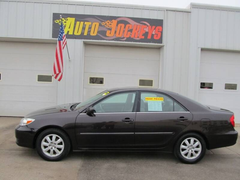 2002 Toyota Camry for sale at AUTO JOCKEYS LLC in Merrill WI
