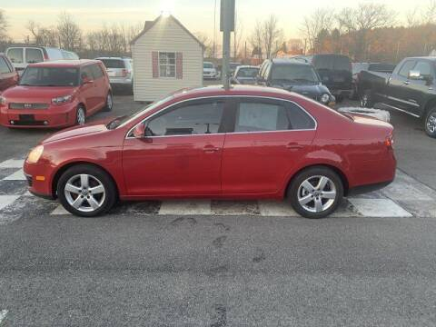 2008 Volkswagen Jetta for sale at FUELIN FINE AUTO SALES INC in Saylorsburg PA