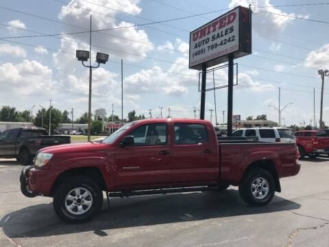 2007 Toyota Tacoma for sale at United Auto Sales in Oklahoma City OK