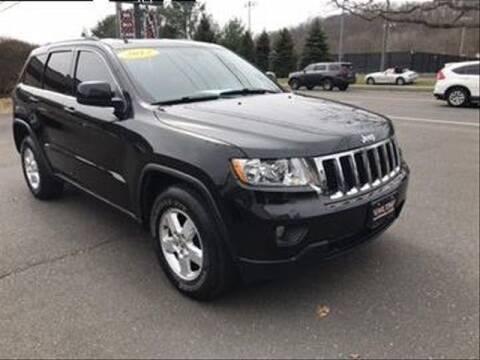 2012 Jeep Grand Cherokee for sale at Wilton Auto Park.com in Wilton CT