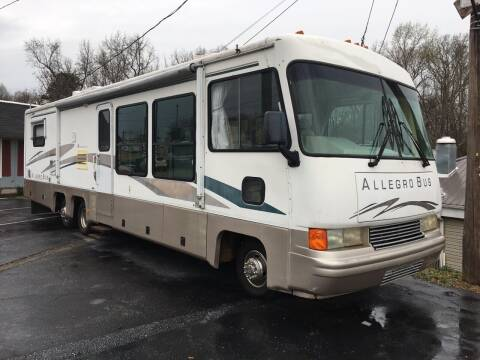 1997 Ford Motorhome Chassis for sale at STAN EGAN'S AUTO WORLD, INC. in Greer SC