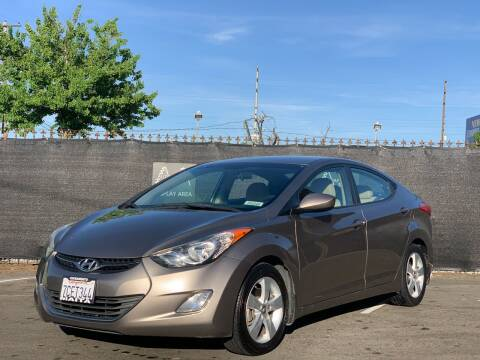 2013 Hyundai Elantra for sale at AutoAffari LLC in Sacramento CA