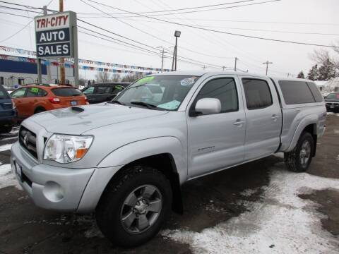 2008 Toyota Tacoma for sale at TRI CITY AUTO SALES LLC in Menasha WI