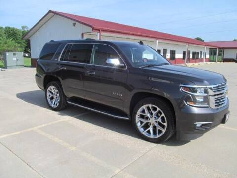 2016 Chevrolet Tahoe for sale at New Horizons Auto Center in Council Bluffs IA